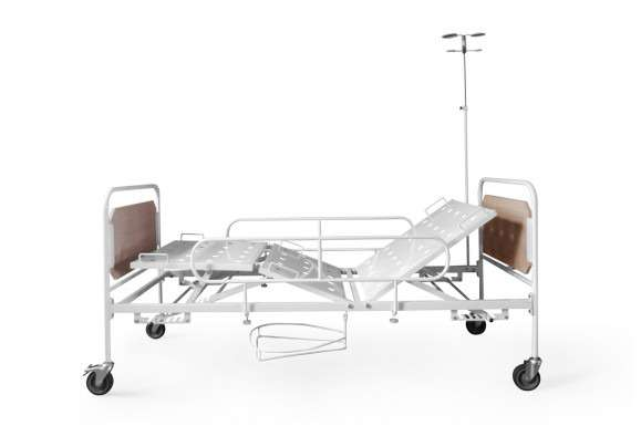 кровать 3-х секционная механическая